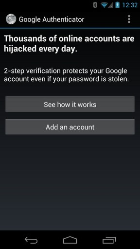 Google身份验证器 Google Authenticator2